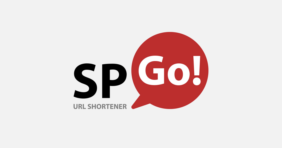 SP GO! URL SHORTENER